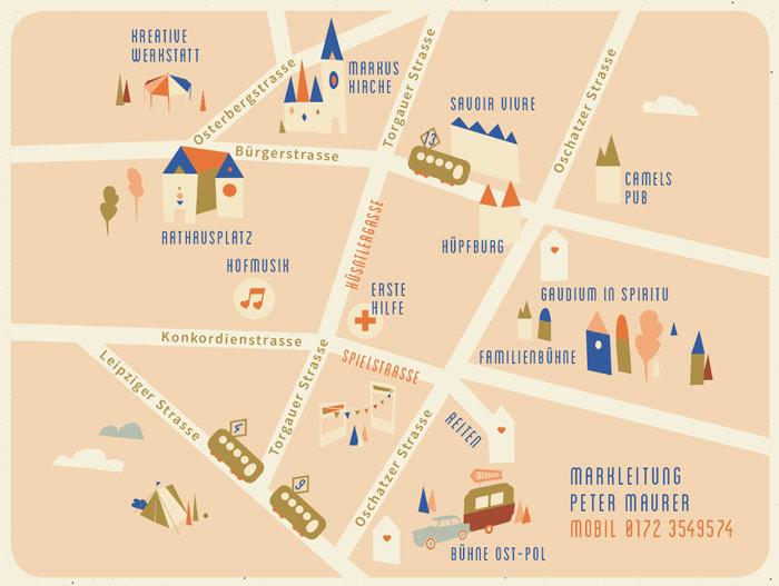 Plan Stadtteilfest sankt pieschen 2014